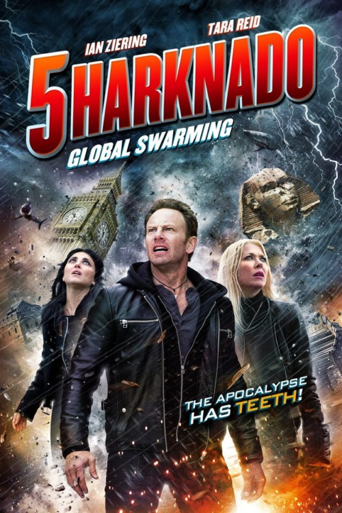 دانلود فیلم Sharknado 5: Global Swarming 2017